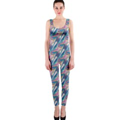 holographic Hologram OnePiece Catsuit