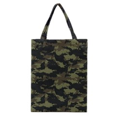 Camo Pattern Classic Tote Bag