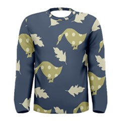 Duck Tech Repeat Men s Long Sleeve Tee