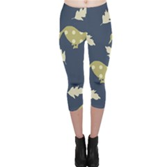 Duck Tech Repeat Capri Leggings