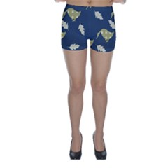 Duck Tech Repeat Skinny Shorts