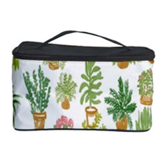 Flowers Pattern Cosmetic Storage Case