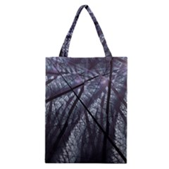 Fractal Art Picture Definition  Fractured Fractal Texture Classic Tote Bag