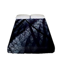 Fractal Art Picture Definition  Fractured Fractal Texture Fitted Sheet (full/ Double Size)