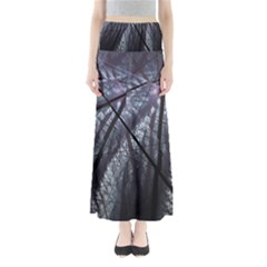 Fractal Art Picture Definition  Fractured Fractal Texture Maxi Skirts