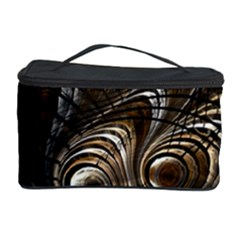Fractal Art Texture Neuron Chaos Fracture Broken Synapse Cosmetic Storage Case