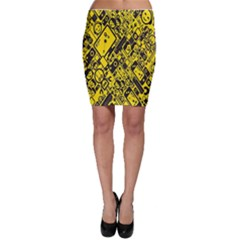 Test Steven Levy Bodycon Skirt