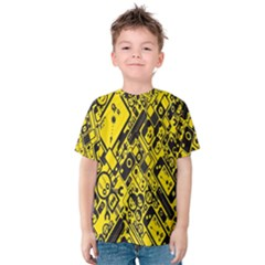 Test Steven Levy Kids  Cotton Tee