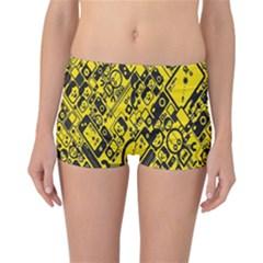 Test Steven Levy Reversible Bikini Bottoms