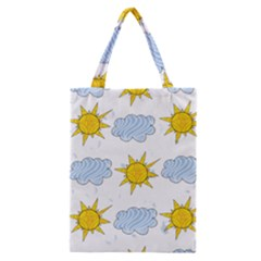 Sunshine Tech White Classic Tote Bag