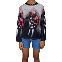 Bescaredduv Kids  Long Sleeve Swimwear
