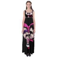 I Know What You Want Empire Waist Maxi Dress