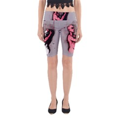 Come Play Yoga Cropped Leggings