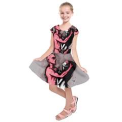 Come Play Kids  Short Sleeve Dress