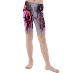 Whisper Kids  Mid Length Swim Shorts