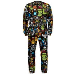 Many Funny Animals Onepiece Jumpsuit (men)