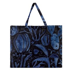 Art And Light Dorothy Zipper Large Tote Bag