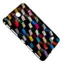 Abstract Multicolor Cubes 3d Quilt Fabric Samsung Galaxy Tab 4 (8 ) Hardshell Case  View5