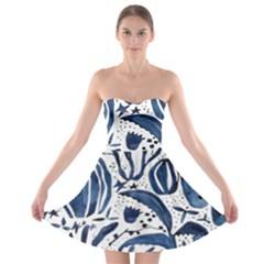 Art And Light Dorothy Strapless Bra Top Dress