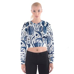 Art And Light Dorothy Women s Cropped Sweatshirt