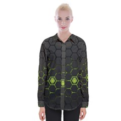 Green Android Honeycomb Gree Shirts