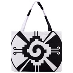 Maya Calendar Native American Religion Mini Tote Bag