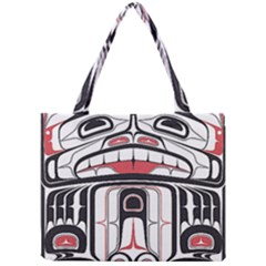 Ethnic Traditional Art Mini Tote Bag