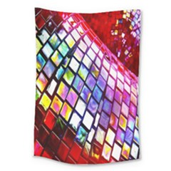 Multicolor Wall Mosaic Large Tapestry