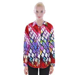Multicolor Wall Mosaic Shirts