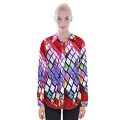 Multicolor Wall Mosaic Shirts