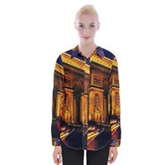 Paris Cityscapes Lights Multicolor France Shirts