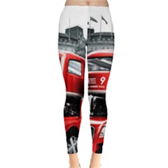London Bus Leggings