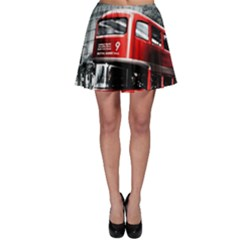 London Bus Skater Skirt