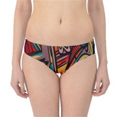 Vivid Colours Hipster Bikini Bottoms