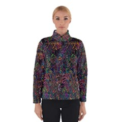 Trees Internet Multicolor Psychedelic Reddit Detailed Colors Winterwear