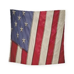 Usa Flag Square Tapestry (small)