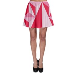 3d Pattern Experiments Skater Skirt