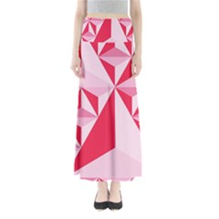 3d Pattern Experiments Maxi Skirts