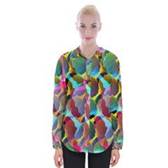 3d Pattern Mix Shirts