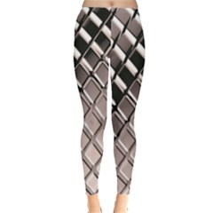 3d Abstract Pattern Leggings
