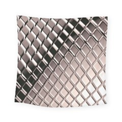 3d Abstract Pattern Square Tapestry (Small)