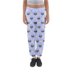 Alien Pattern Women s Jogger Sweatpants