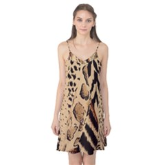 Animal Fabric Patterns Camis Nightgown