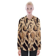 Animal Fabric Patterns Shirts