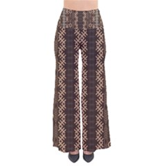 African Style Vector Pattern Pants