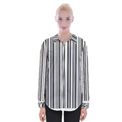 Barcode Pattern Shirts