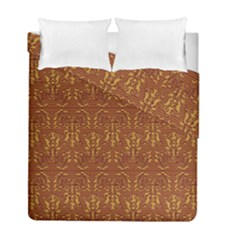 Art Abstract Pattern Duvet Cover Double Side (full/ Double Size)