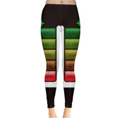 Black Energy Battery Life Leggings