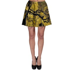 Colorful The Beautiful Of Traditional Art Indonesian Batik Pattern Skater Skirt