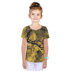 Colorful The Beautiful Of Traditional Art Indonesian Batik Pattern Kids  One Piece Tee